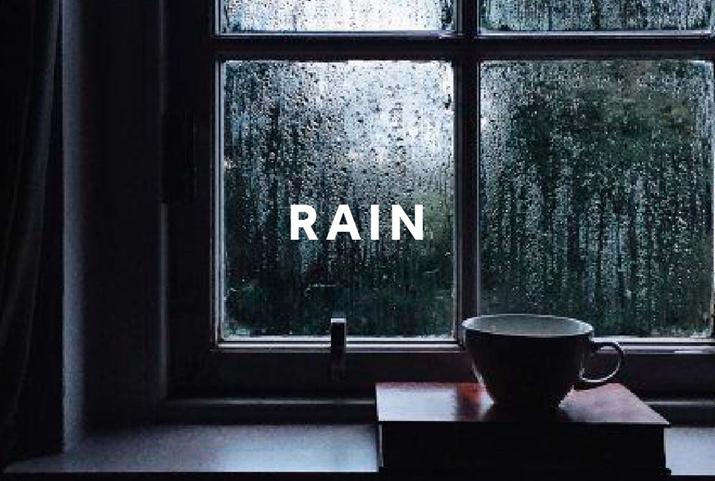 Rain, rain is here to stay!