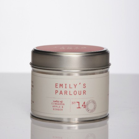 Field Day Emily Candle Tin