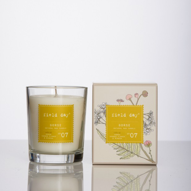 Gorse Season Candle