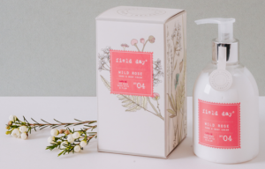 Rose hand cream mothers day