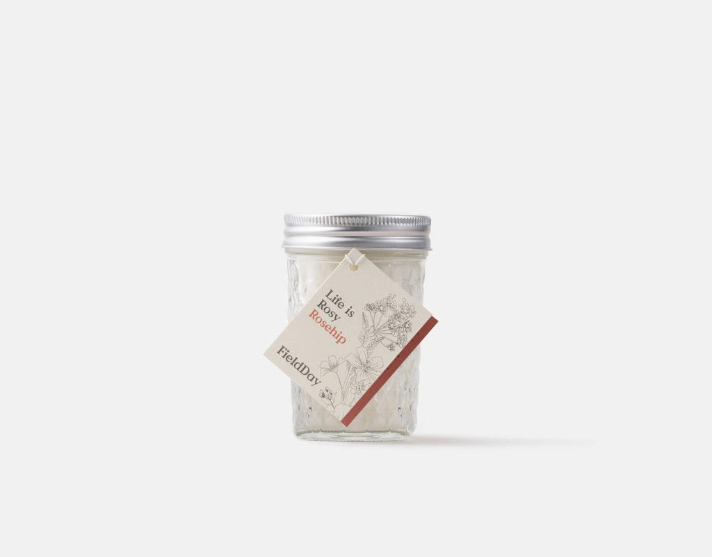 FieldDay Rosehip Jam Jar