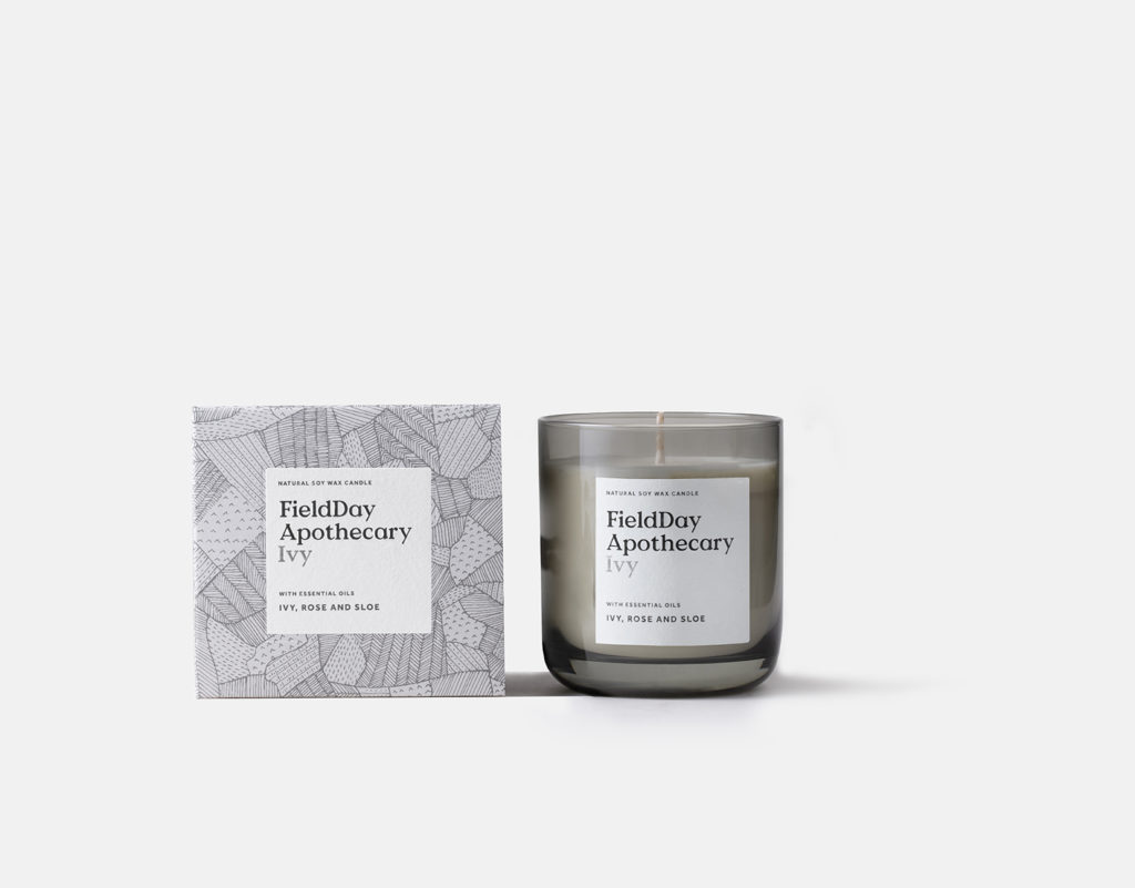 Field Apothecary Ivy Candle