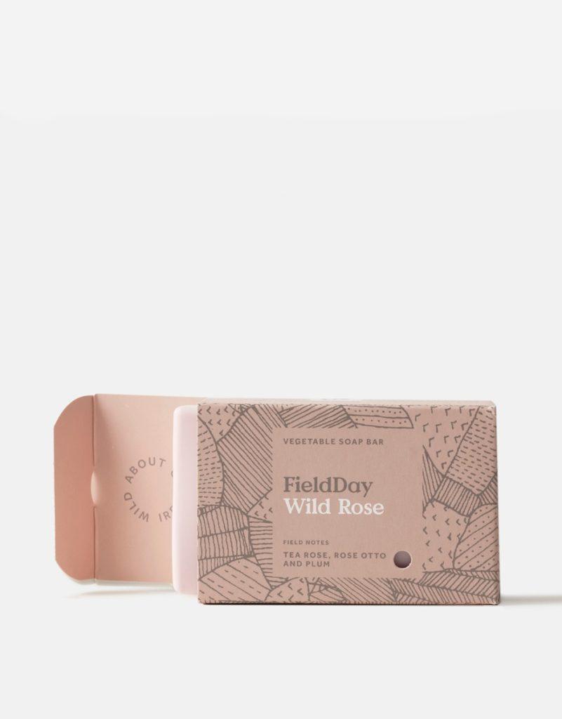 FieldDay Wild Rose Soap