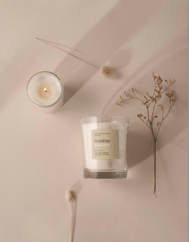 FieldDay Meadow Large Candle